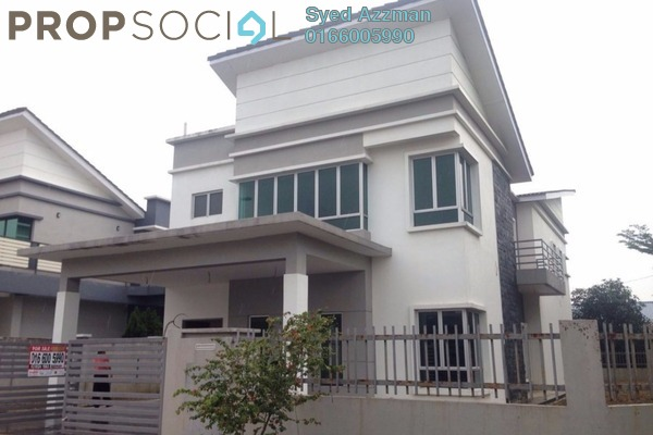 For Sale Bungalow at Green View Villa, Shah Alam Freehold Unfurnished 6R/6B 1.6m