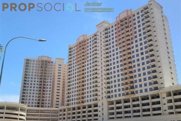 For Rent Condominium at Kuchai Avenue, Kuchai Lama Freehold Semi Furnished 3R/2B 1.5k