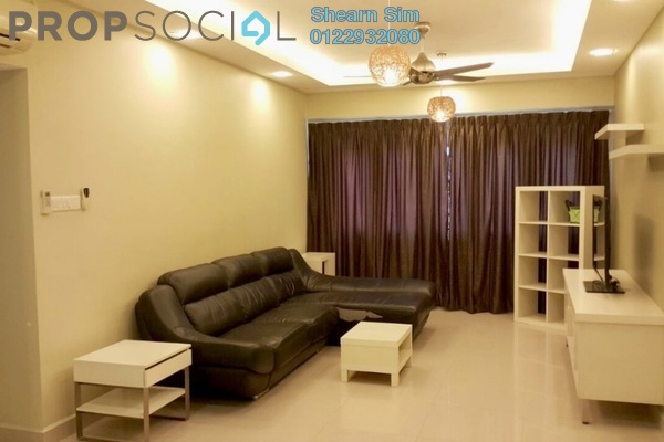 For Rent Condominium at Casa Desa, Taman Desa Freehold Fully Furnished 3R/2B 2.4k