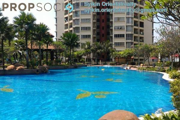 For Sale Condominium at Villa Wangsamas, Wangsa Maju Freehold Fully Furnished 4R/3B 520k