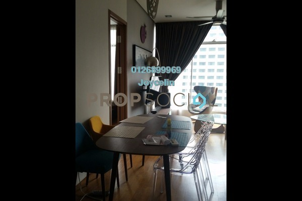 For Rent Condominium at Vipod Suites, KLCC Freehold Fully Furnished 2R/1B 4k