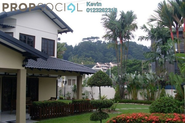 For Rent Bungalow at Bangsar Baru, Bangsar Freehold Semi Furnished 6R/5B 10k