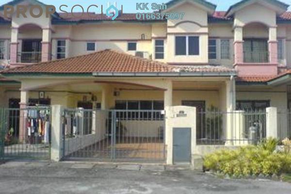 For Sale Link at Bandar Putera Klang, Klang Leasehold Semi Furnished 4R/3B 349k