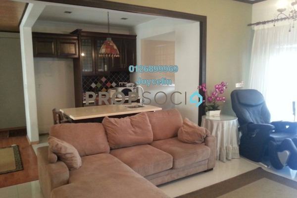 For Sale Condominium at Seri Maya, Setiawangsa Freehold Fully Furnished 3R/2B 730k