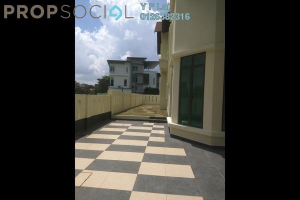For Sale Bungalow at Bluwater Estate, Seri Kembangan Leasehold Semi Furnished 7R/7B 3.6m