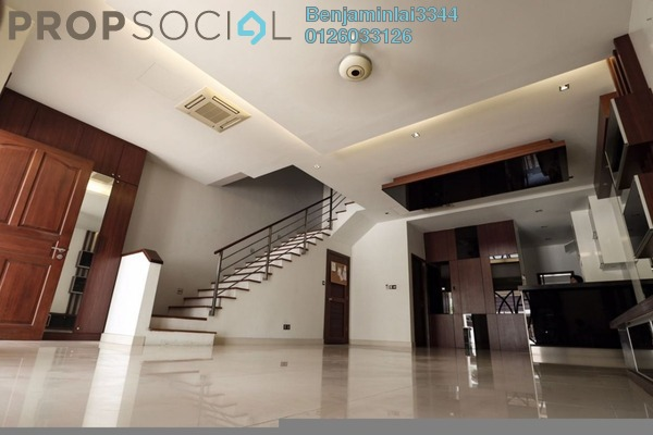For Sale Terrace at Sunway SPK Damansara, Kepong Freehold Semi Furnished 6R/5B 1.8m