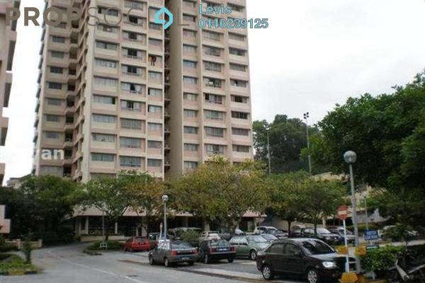 For Rent Condominium at OG Heights, Old Klang Road Freehold Fully Furnished 3R/2B 1.6k