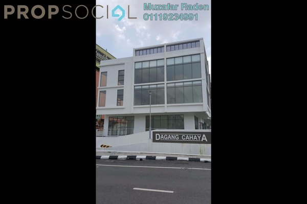 For Rent Shop at Taman Dagang, Ampang Leasehold Unfurnished 0R/0B 2.5k