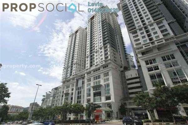 For Rent Condominium at Metropolitan Square, Damansara Perdana Leasehold Fully Furnished 2R/2B 1.8k