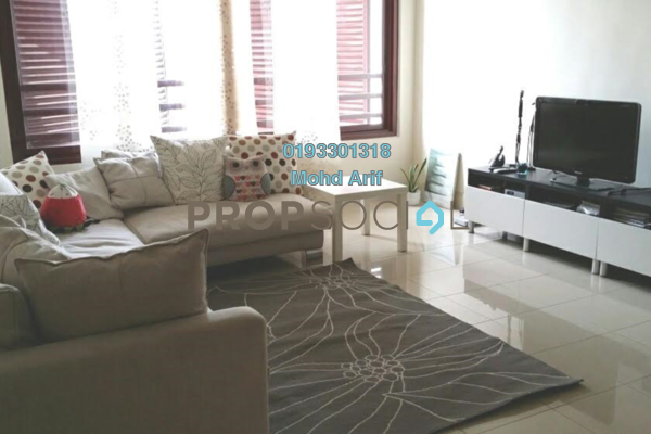 For Rent Condominium at Surian Condominiums, Mutiara Damansara Freehold Fully Furnished 3R/2B 3.5k