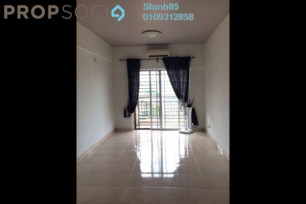 For Rent Condominium at Ampang Boulevard, Ampang Leasehold Semi Furnished 3R/2B 1.8k