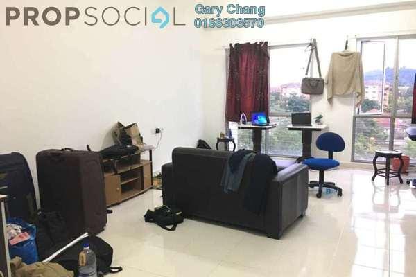 For Rent Serviced Residence at I Residence, Kota Damansara Leasehold Fully Furnished 1R/1B 1.55k