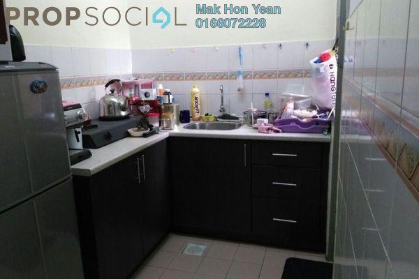 For Sale Apartment at Seri Jati Apartment, Bandar Puteri Puchong Freehold Semi Furnished 3R/2B 308k