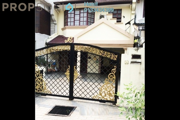 For Sale Link at Zaaba, TTDI Freehold Semi Furnished 4R/4B 2.55m