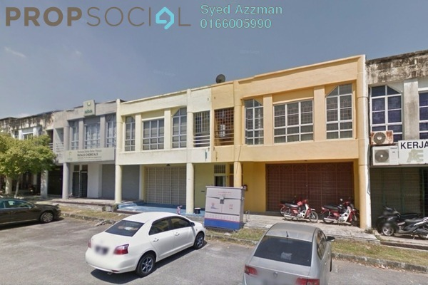 For Sale Factory at Kota Kemuning Hills, Kota Kemuning Freehold Unfurnished 0R/2B 1.7m