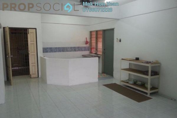 For Sale Condominium at Permai Villa, Puchong Leasehold Semi Furnished 3R/2B 300k