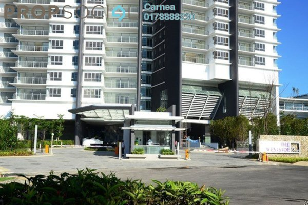 For Sale Condominium at The Westside One, Desa ParkCity Freehold Semi Furnished 1R/1B 810k