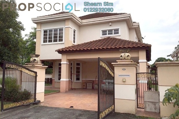 For Sale Bungalow at D'Villa, Kota Damansara Leasehold Semi Furnished 6R/5B 2.95m