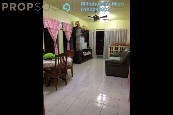 For Sale Apartment at Sri Astana, Batu Caves Leasehold Semi Furnished 4R/2B 330k