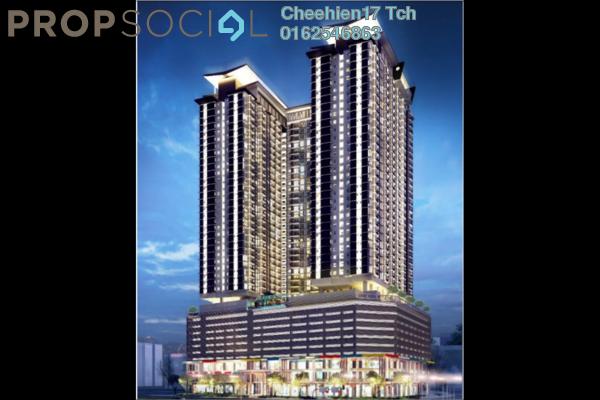 For Sale Condominium at 8 Petaling, Sri Petaling Leasehold Unfurnished 3R/3B 410k