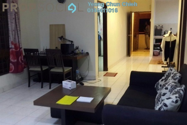 For Sale Condominium at Palm Spring, Kota Damansara Leasehold Semi Furnished 3R/2B 410k