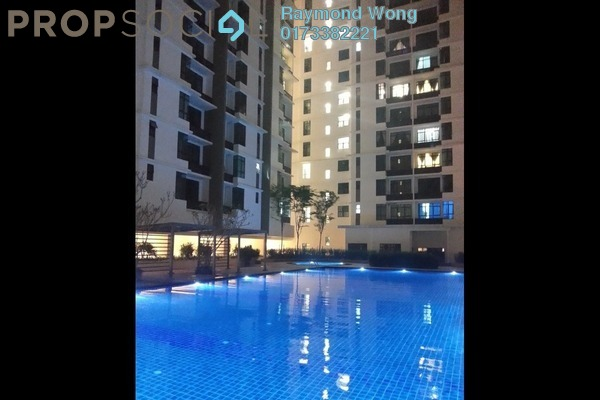 For Rent Condominium at Amaya Maluri, Cheras Leasehold Semi Furnished 1R/2B 1.7k