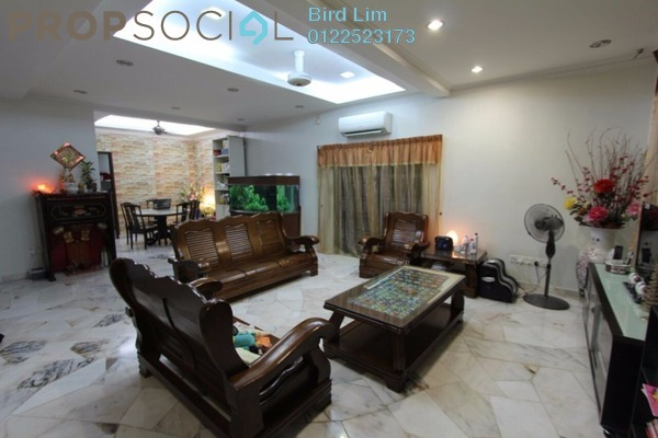For Sale Terrace at Saujana Puchong, Puchong Leasehold Semi Furnished 4R/3B 678k