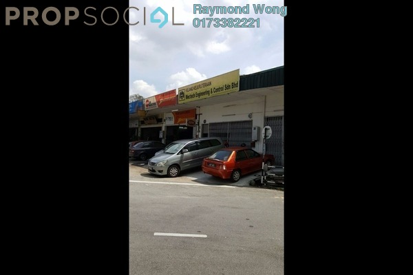 For Sale Factory at SS19, Subang Jaya Freehold Unfurnished 0R/3B 1.65m