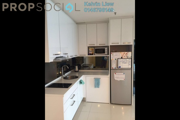 For Sale Condominium at Summer Suites, KLCC Leasehold Fully Furnished 1R/1B 500k