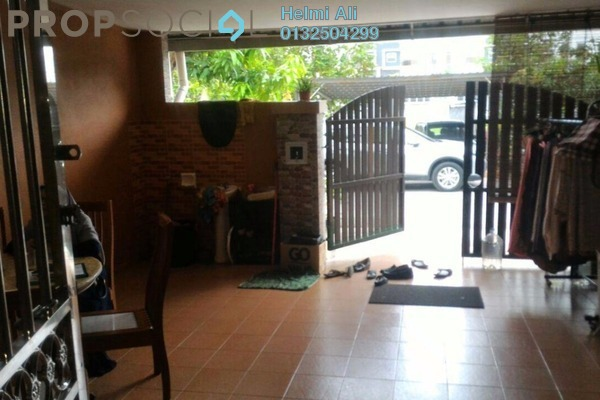 For Sale Terrace at Bandar Tasik Kesuma, Semenyih Freehold Semi Furnished 4R/3B 418k