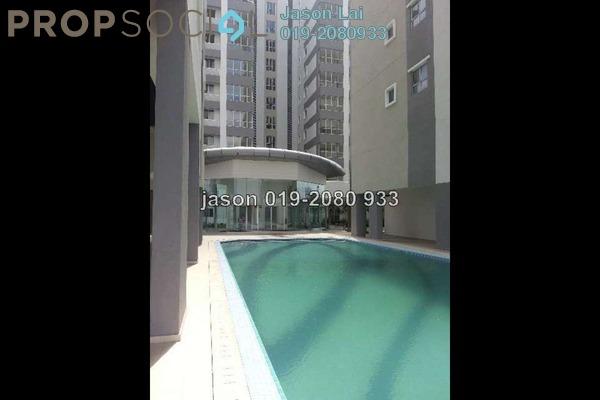 For Sale Condominium at I Residence, Kota Damansara Leasehold Semi Furnished 3R/2B 635k