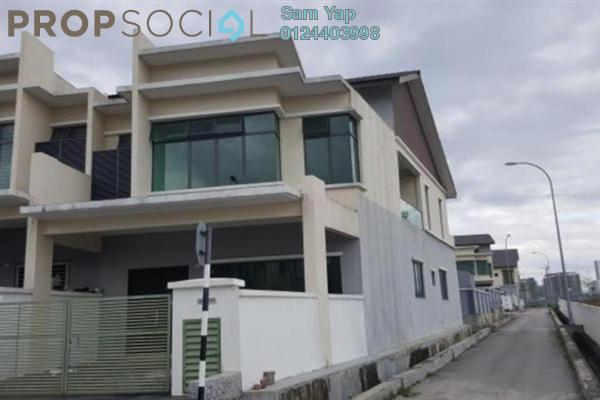 For Sale Terrace at D'Premier, Bandar Damai Perdana Freehold Unfurnished 5R/5B 1.1m