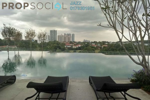 For Rent Serviced Residence at Tropicana Gardens, Kota Damansara Leasehold Semi Furnished 1R/1B 1.8k