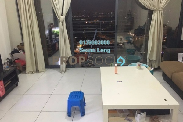 For Rent Serviced Residence at Setia Walk, Pusat Bandar Puchong Freehold Fully Furnished 1R/1B 1.75k