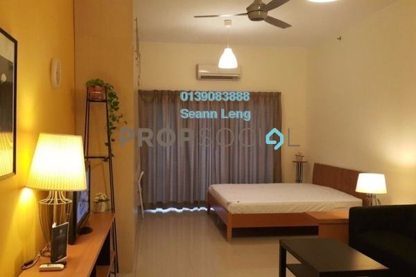 For Rent Condominium at Windsor Tower, Sri Hartamas Freehold Fully Furnished 1R/1B 1.85k