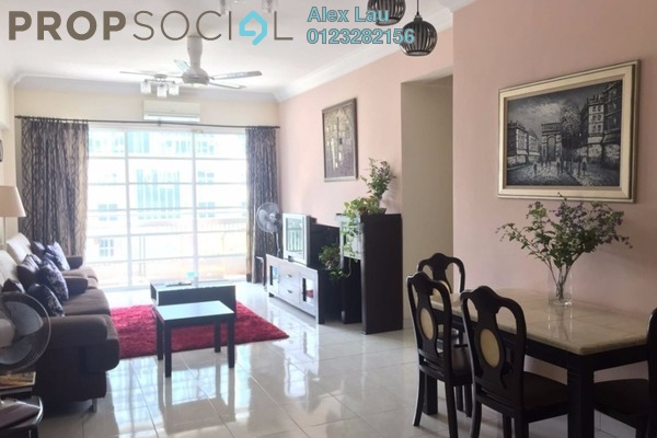 For Rent Condominium at Sterling, Kelana Jaya Leasehold Fully Furnished 4R/2B 2.5k