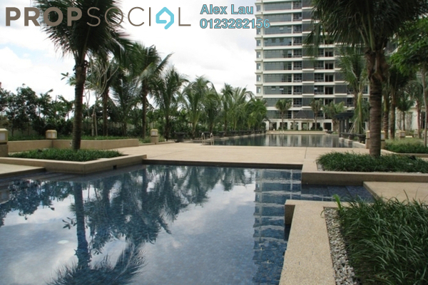 For Rent Condominium at Saujana Residency, Subang Jaya Freehold Fully Furnished 1R/1B 2.5k