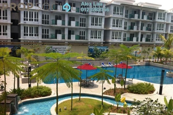 For Rent Condominium at Subang Parkhomes, Subang Jaya Freehold Fully Furnished 3R/3B 2.6k