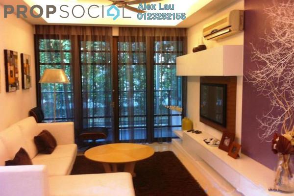 For Rent Condominium at Ken Damansara III, Petaling Jaya Freehold Fully Furnished 3R/2B 2.2k