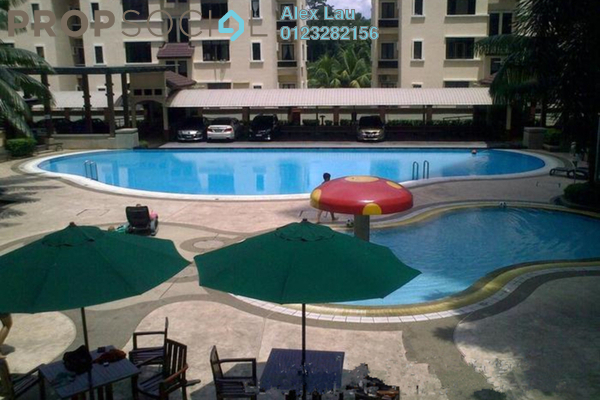 For Rent Condominium at Casa Indah 1, Tropicana Leasehold Fully Furnished 3R/3B 2.4k