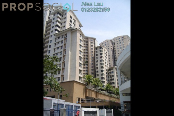 For Rent Condominium at Casa Damansara 2, Petaling Jaya Freehold Semi Furnished 3R/2B 1.8k