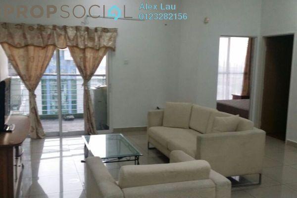 For Rent Condominium at Impian Meridian, UEP Subang Jaya Freehold Fully Furnished 3R/2B 1.9k