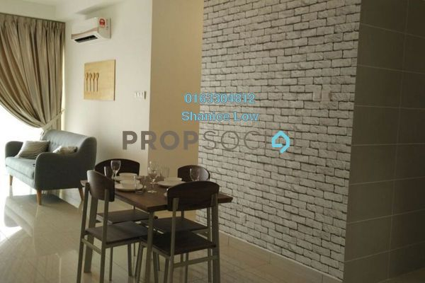 For Rent Condominium at Damansara Foresta, Bandar Sri Damansara Freehold Fully Furnished 3R/3B 2.3k