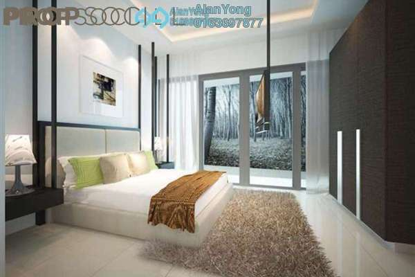 For Rent Condominium at Soho Suites, KLCC Freehold Fully Furnished 2R/1B 4.9k