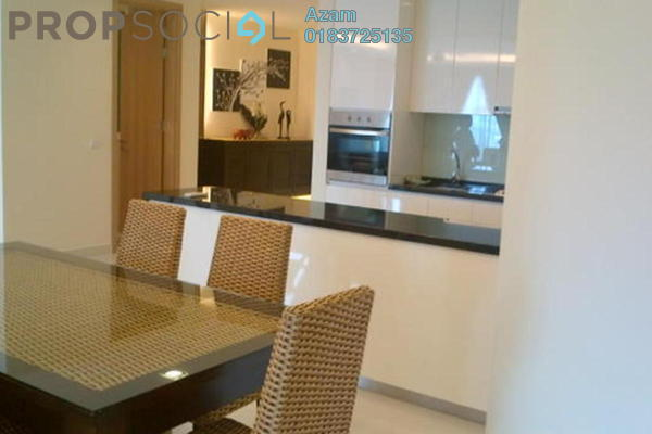 For Rent Condominium at Verticas Residensi, Bukit Ceylon Freehold Fully Furnished 4R/3B 7k