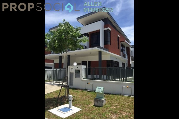 For Sale Semi-Detached at The Hills, Horizon Hills Freehold Semi Furnished 4R/4B 1.25m
