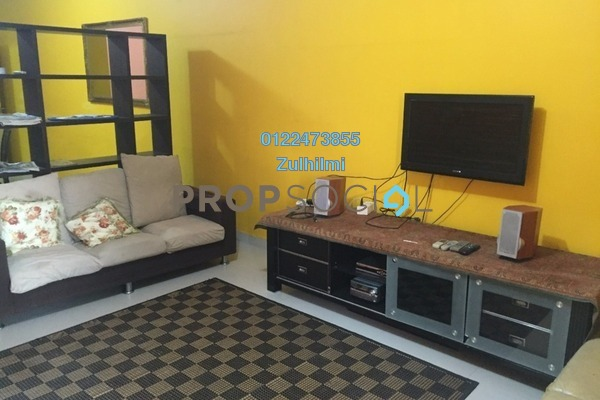 For Sale Condominium at Sri Putramas II, Dutamas Freehold Fully Furnished 3R/2B 520k
