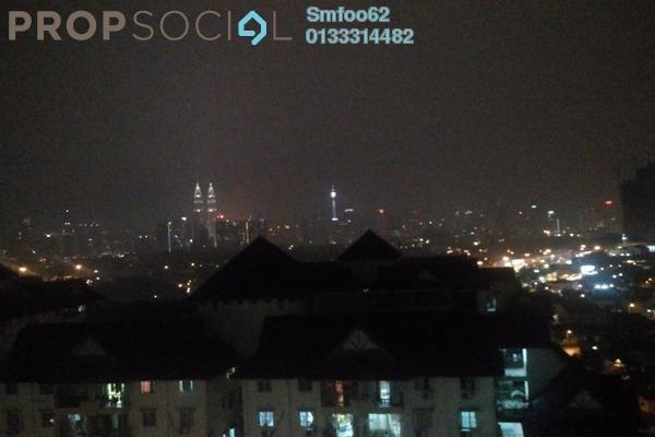 For Sale Condominium at Prima Setapak I, Setapak Leasehold Semi Furnished 5R/4B 780k