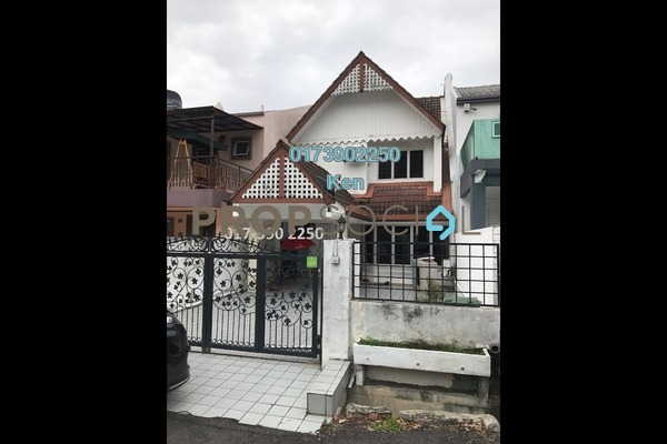 For Rent Terrace at Gasing Indah, Gasing Heights Freehold Semi Furnished 4R/3B 2k