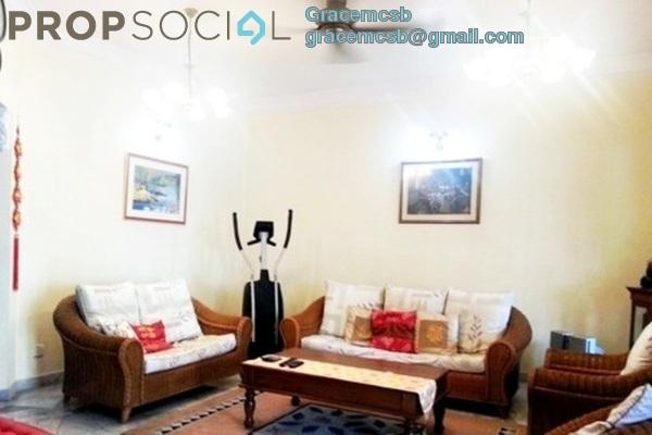For Sale Terrace at Taman Lestari Putra, Bandar Putra Permai Leasehold Semi Furnished 3R/2B 378k